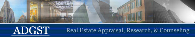 ADGST Real Estate Appraisal, Research, & Counseling